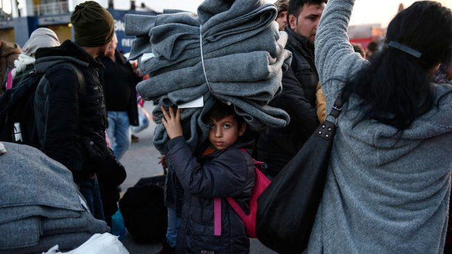 10,000 Young Migrants Unaccounted for, EU Police Agency Says