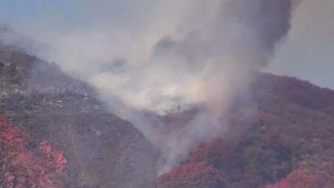Brush Fire Scorches 320 Acres In Hills East Of Milpitas Nbc Bay Area