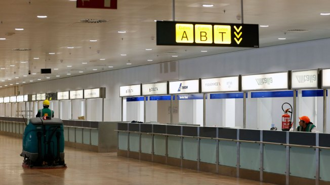 Brussels Airport Departure Hall Reopens After Deadly Attacks