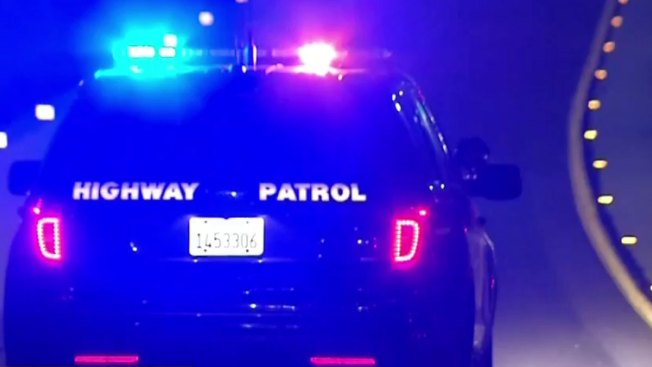 California Highway Patrol, Oakland Police Investigate Overnight Sideshow Involving 100s of Cars on Interstate 880