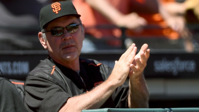 Giants' Bochy Was Hospitalized For Irregular Heartbeat