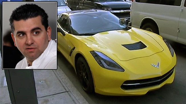 """""""Cake Boss"""" Admits to Driving While Impaired in NYC"""