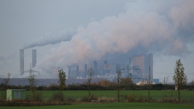 Global Carbon Pollution Rises After 3-Straight Flat Years