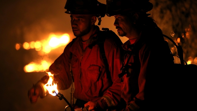 Deadly Year for Firefighters in California