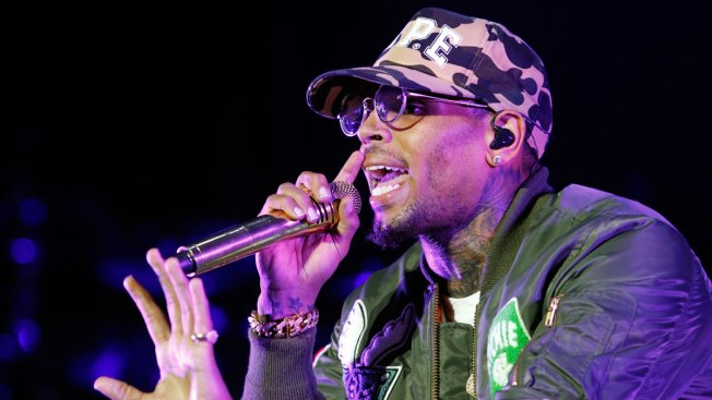 Chris Brown Facing Allegations of Battery, Theft in Las Vegas