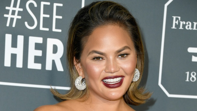 Chrissy Teigen Gets Real About Coming to Terms With Her Weight