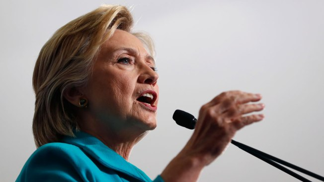 Clinton Defends Work of Family Foundation