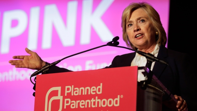 Planned Parenthood Backs Hillary Clinton in Primary Race