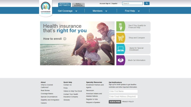 Deadline to Get Health Coverage by New Year Extended to Dec. 21