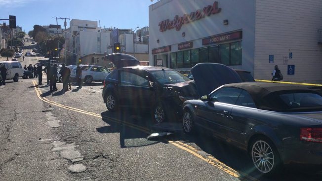 One Killed, Two Injured in Multi-Car Crash in San Francisco's Marina District