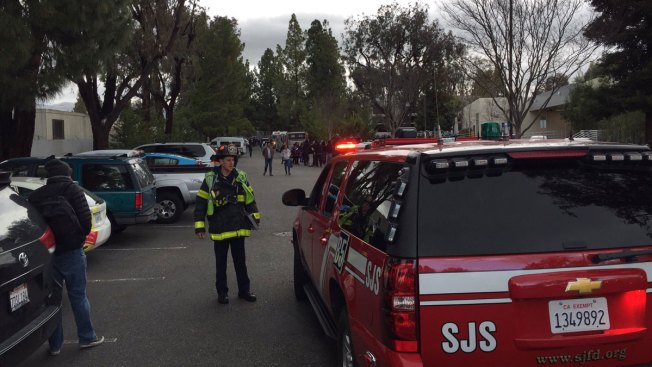 San Jose Firefighters Found No Hazardous Material