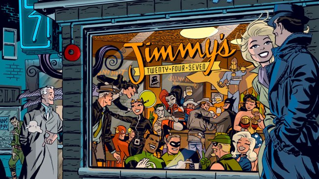 Comic Book Artist Darwyn Cooke Dies at 53