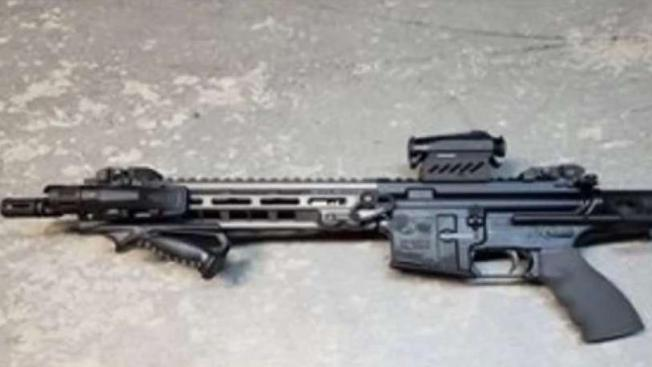 Stolen FBI Assault Rifle Was Sold to 20-Year-Old Buyer in Santa Cruz Before Recovered by Police