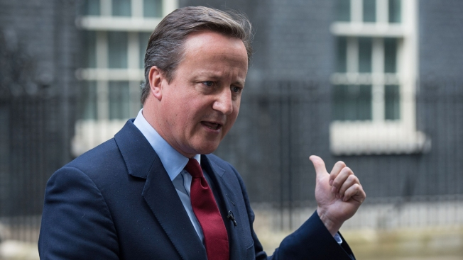 UK's Outgoing Prime Minister's Mystery Swan Song Gets Remixed on Social Media