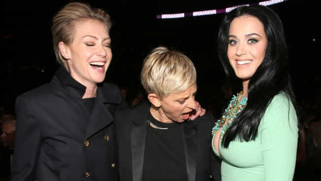 Ellen DeGeneres Faces Backlash Following Ogling Katy Perry Birthday Tweet