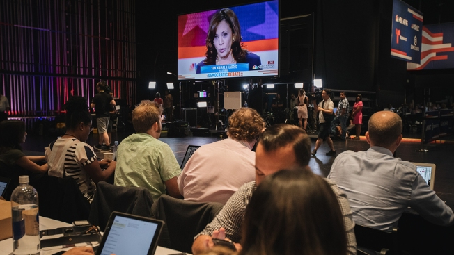 Round 2 of Democratic Debate Is Party's Most-Watched Ever