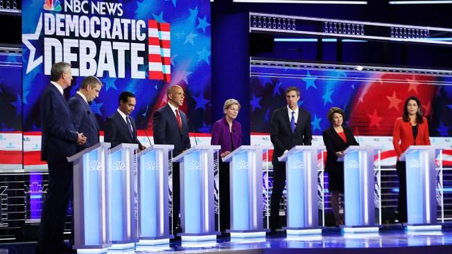 Trolls Target Online Polls After First Democratic Presidential Debate