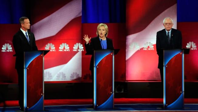 Sharp Exchanges in Fourth Democratic Primary Debate in Charleston