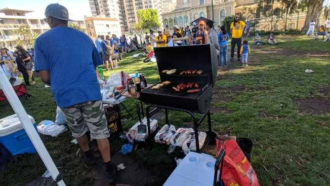 2nd 'BBQing While Black' to Take Place at Lake Merritt Sunday