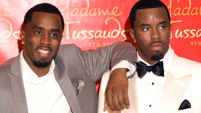 Man Stomps on Head of Diddy Statue at Madame Tussauds: NYPD
