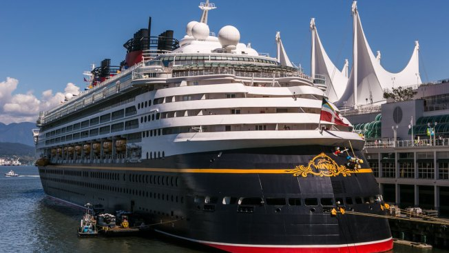 Disney Cruise Ship Rescues 12 Cuban Migrants in Caribbean