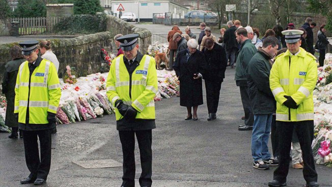 Dunblane's Snowdrops: How a School Shooting Changed British Gun Laws