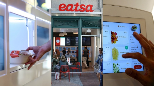 Tech-Heavy Food Chain Eatsa Slapped with Federal Lawsuit