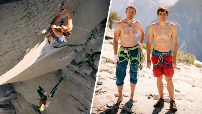 Masters of Rock: Yosemite Climbers Smash El Cap Climb Record - NBC