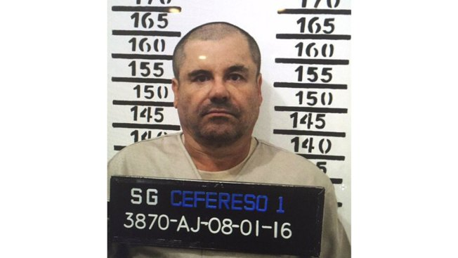 Mexican Judge Denies 'El Chapo' Appeals Against Extradition