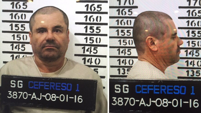 Team for Mexican Drug Lord 'El Chapo' Launches PR Blitz
