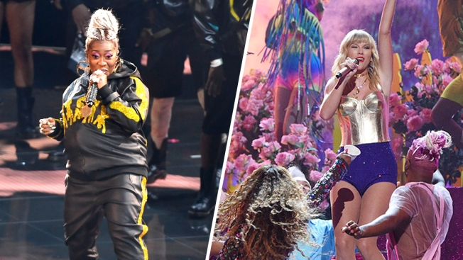 Missy Elliott Earns MTV Vanguard Honor; Swift Wins Top Prize