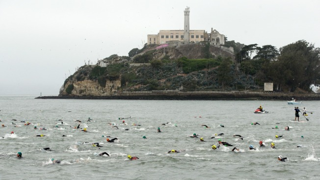 Swim Portion of Escape From Alcatraz Triathlon Called Off