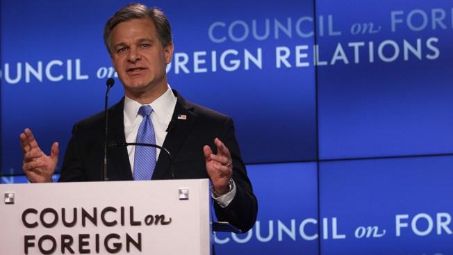 FBI Chief: Russia Works 365 Days a Year to Undermine American Democracy
