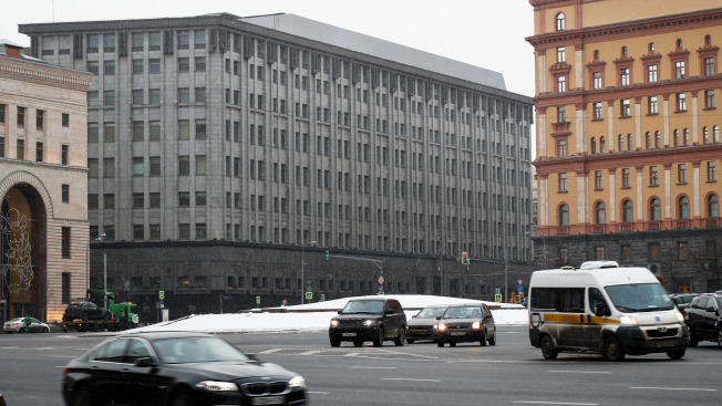 """Russia: """"American Detained During 'Spying Action'"""""""