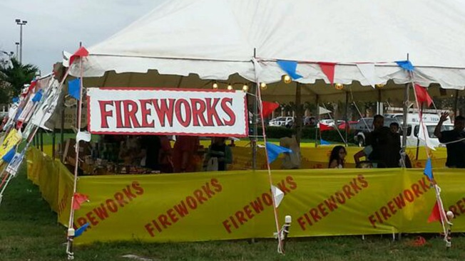 Where to Buy Safe and Sane Fireworks in the Bay Area