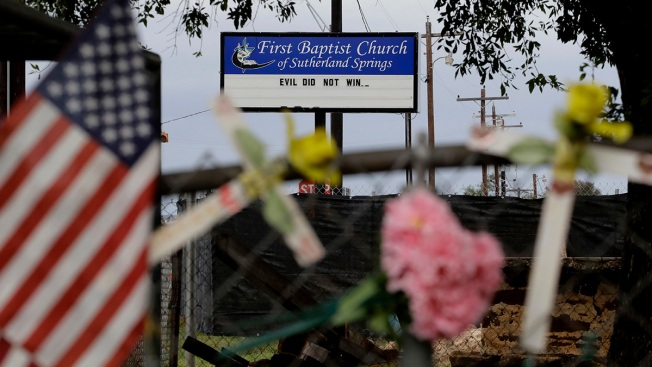 Texas Judge Lets Church Shooting Victims Sue Gun Retailer