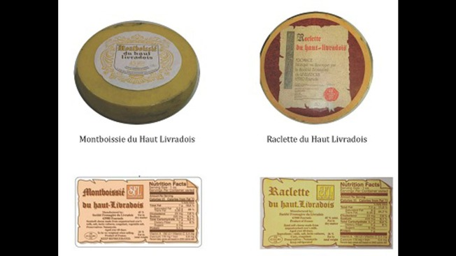 French Cheese Recalled for Possible Salmonella Contamination
