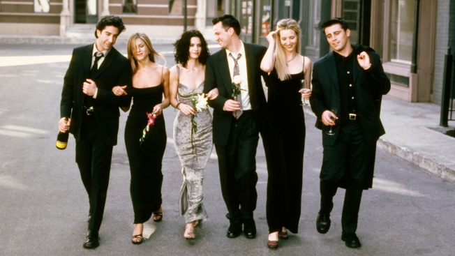 'Friends' Pop-Up Coming to NYC for Show's 25th Anniv.