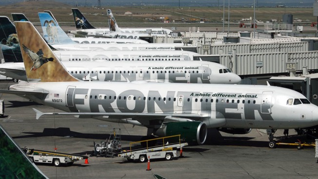 Frontier Airlines Announces Service Out Of San Jose
