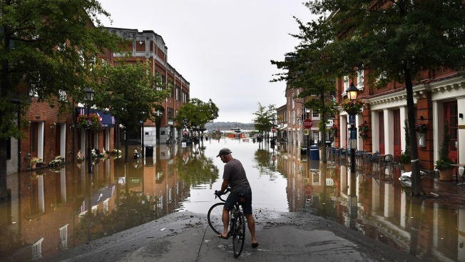 'A Floodier Future': Scientists Say Records Will Be Broken