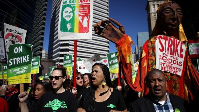 Oakland Strike Highlights Housing Struggles for Teachers
