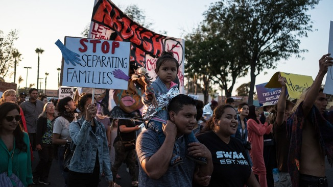 Advocates: 'Horrible Deja Vu' in Continued Family Separation