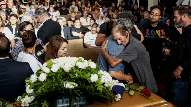 Hundreds Come to Honor El Paso Victim After Public Invited