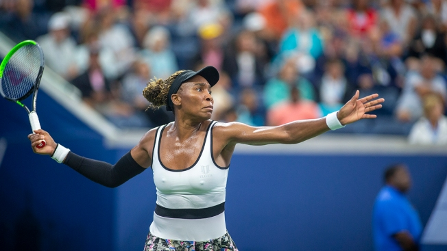 Venus Williams Goes From Great 1st Open Match to Loss in 2nd