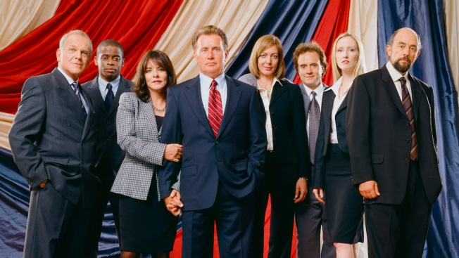 'West Wing' DVDs Found in Alleged DC Bootlegging Operation