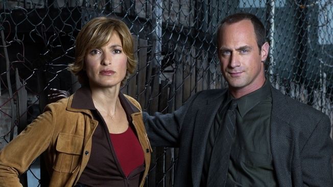 'Law and Order: SVU' Stars Mariska Hargitay and Christopher Meloni Reunite Ahead of History-Making Season