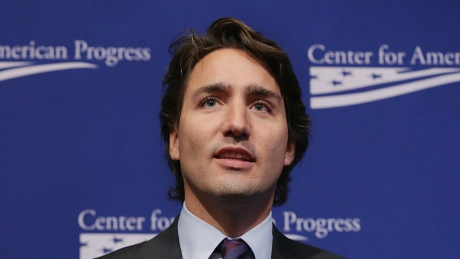 Canadian Election Could See Trudeau's Son Become Prime Minister