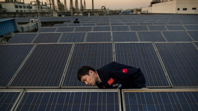 China Unveils Proposal for $50-Trillion Global Electricity Network