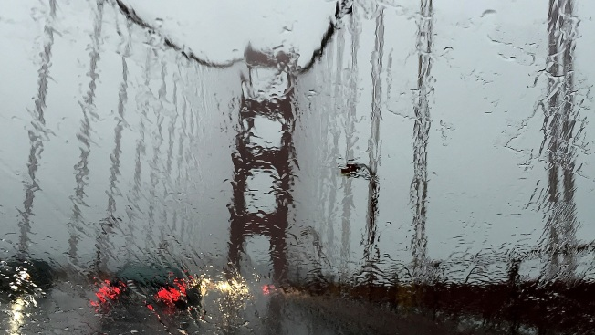 Heavy Rain, Flash Floods, High Surf and Gusty Winds Expected in the Bay Area