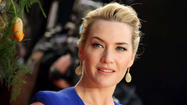 Kate Winslet: As a Child, 'I Never Heard Positive Reinforcement'